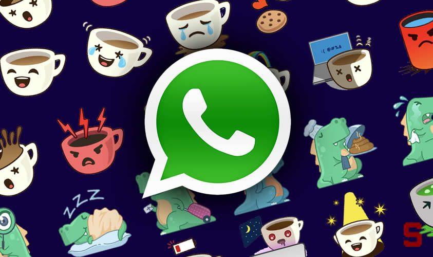 Come aggiungere nuovi stickers su WhatsApp