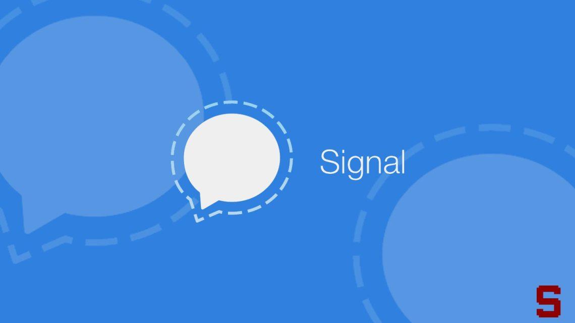 Signal si aggiorna ed integra la modalità notte