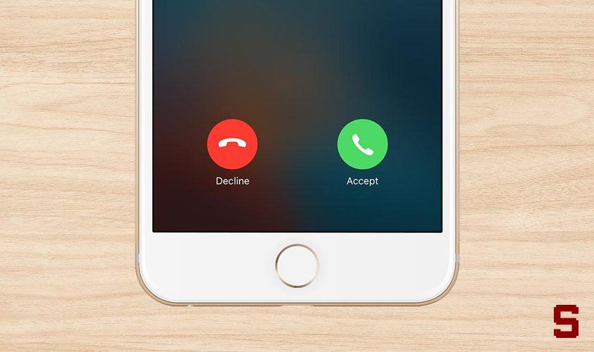 iPhone, rispondere ad una chiamata con un messaggio (e come personalizzarlo)