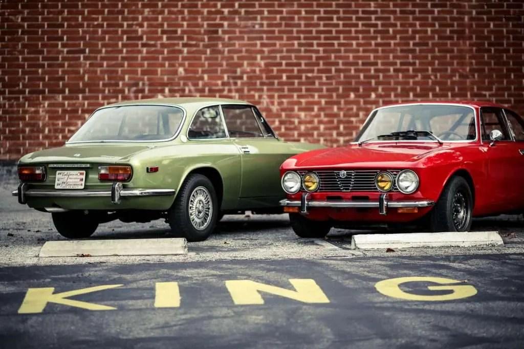 Alfa Romeo Gt X