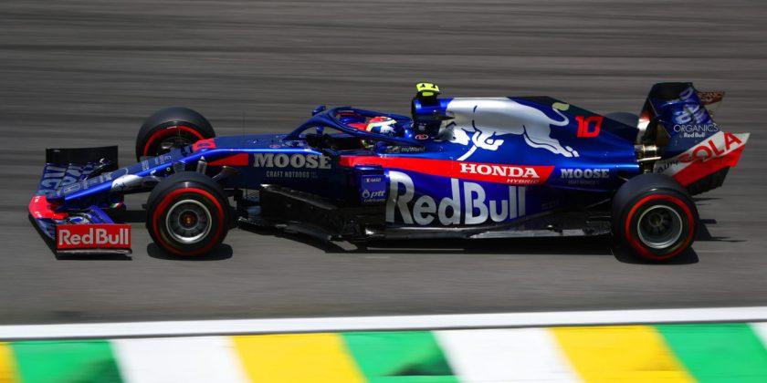 GP Brasile qualifiche toro rosso