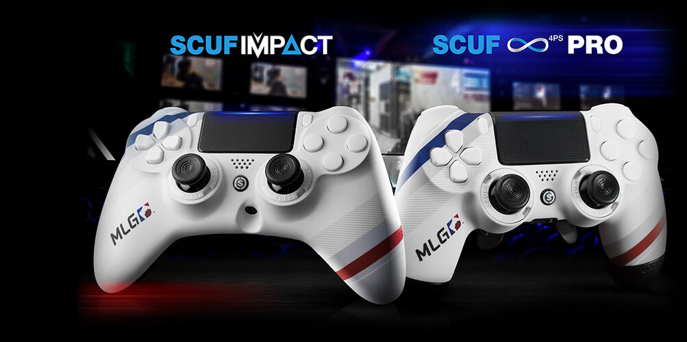 major league gaming scuf
