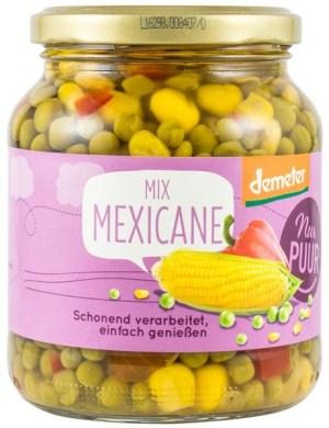 Nur Puur - Mix de legume mexican bio, 350g