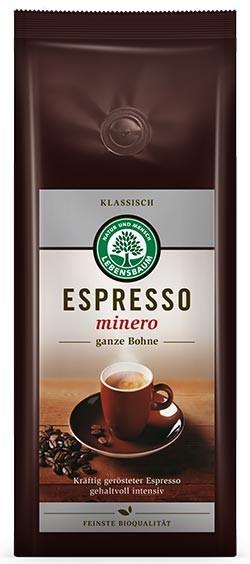 Lebensbaum – Cafea bio boabe Expresso Minero – Clasic, 250 g