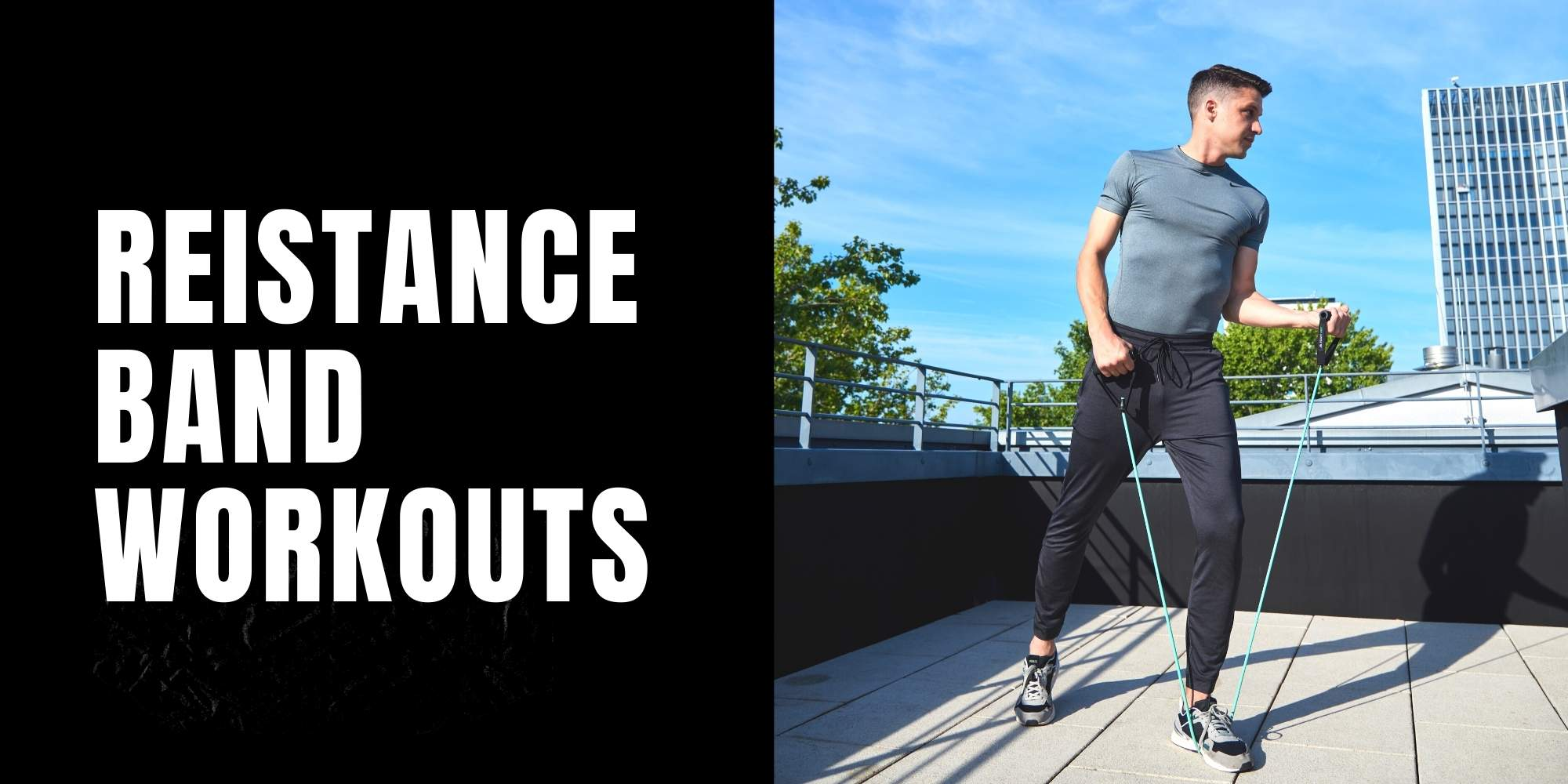 reistance band workouts