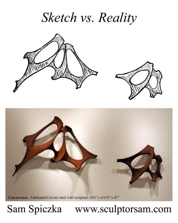 Sculpture-Sketch-vs.-realit