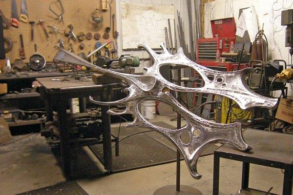 sculpture-athena-progress-near-complete