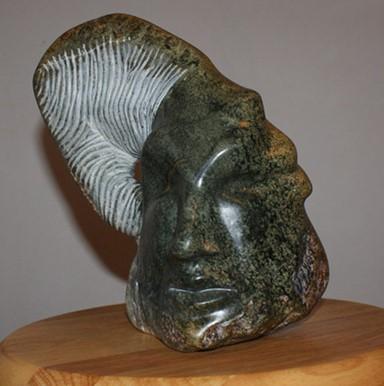 Cerunnos Horn Sculpture