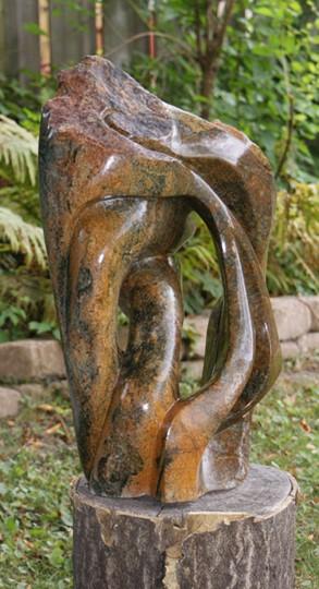 Big Reveal Sculpture