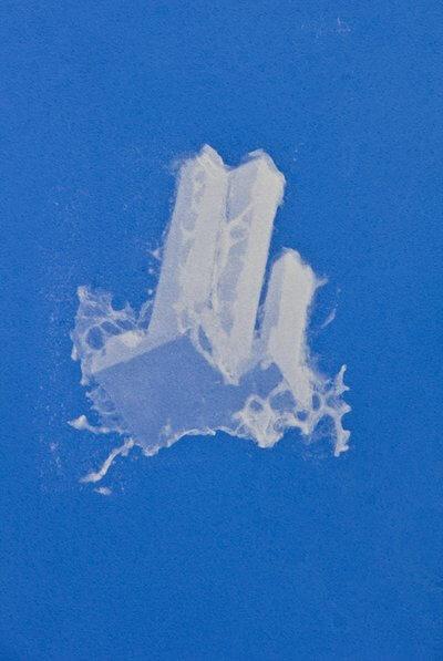 Christopher Saucedo's World Trade Center as a Cloud, No. 4