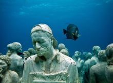 Silent Evolution by Jason deCaires Taylor