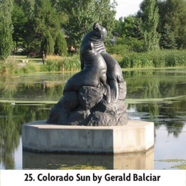 Colorado Sun by Gerald Balciar