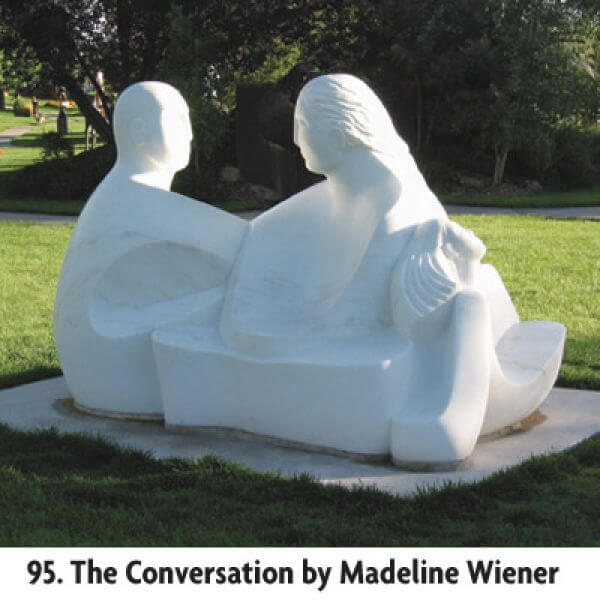The Conversation by Madeline Weiner