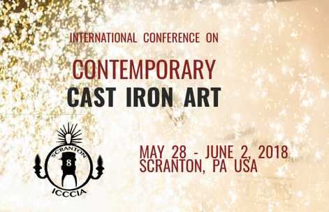 Contemporary Cast Iron Art 2018