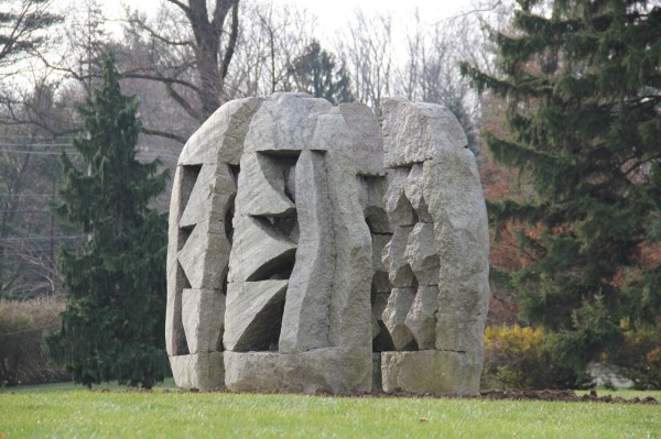 Jesse Salisbury - Sculpture Saint John