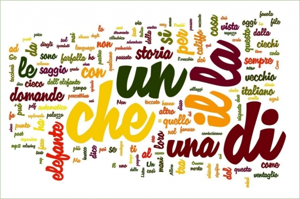 "Learning Italian on-line: ""di"", ""a"" o niente?"