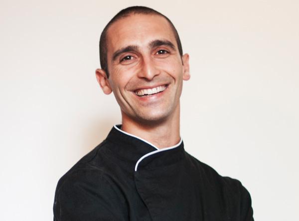 Giacomo Pisanu  - bio chef Scuola di Cucina Naturale - LUMEN