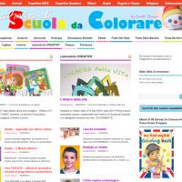 Cerchi un sito ricco di materiale creativo per la scuola d'infanzia e il primo ciclo della scuola Primaria?  Lo hai trovato in Archivio di Scuola da Colorare!