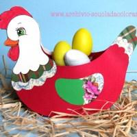 La gallinella rossa per Pasqua