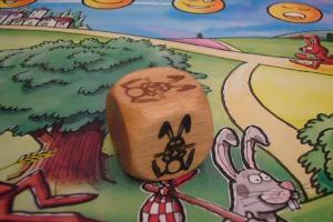 Il Prato dei Conigli: gioco in scatola sulla matematica