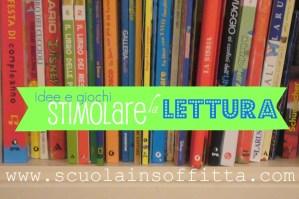 Come stimolare la lettura nei bambini