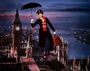 Mary Poppins? magari