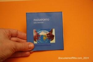 Passaporto della fantasia da scaricare