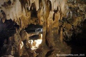 Giochiamo agli esploratori alle Grotte di Toirano