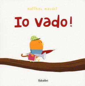 Io vado, libro per bambini per insegnare a usare il vasino