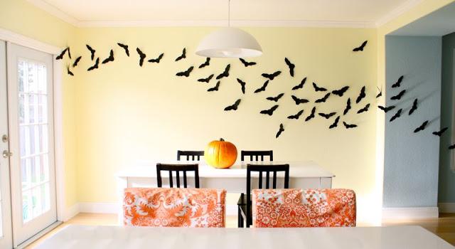 halloween pipistrelli