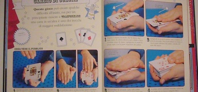 Trucchi di magia per bambini