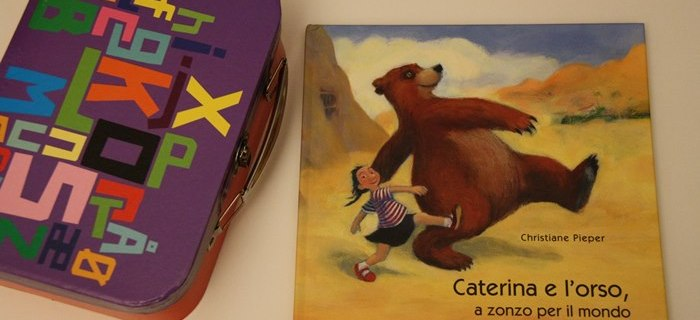 Caterina e l'orso