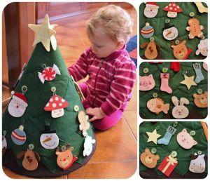 Albero di Natale Montessori