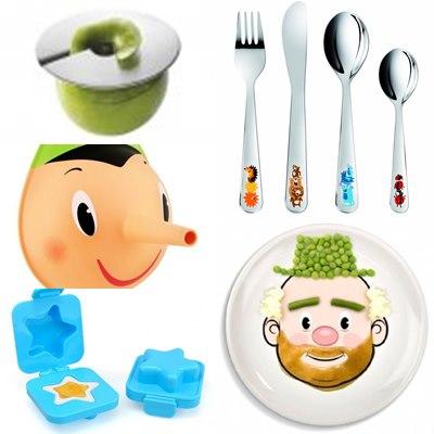 accessori tavola per bambini