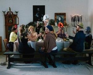 Party artistico: costumi ispirati alle opere d'arte