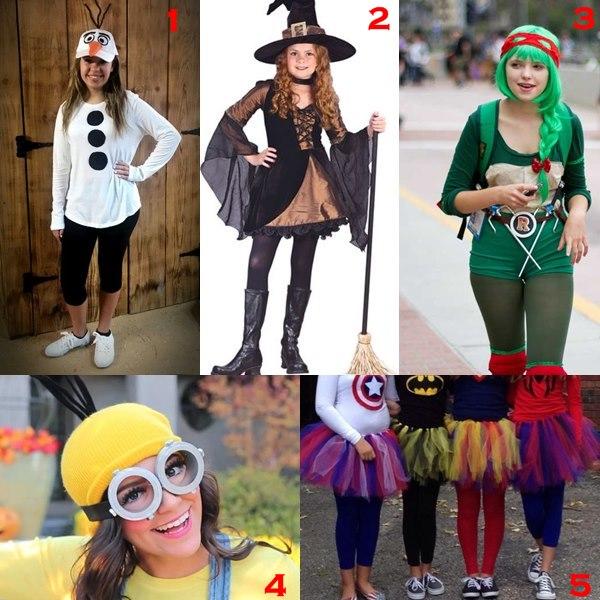 costume di carnevale per ragazze teenagers diy