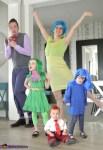 5 Idee per un costume di Carnevale per tutta la famiglia