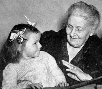 Le citazioni di Maria Montessori