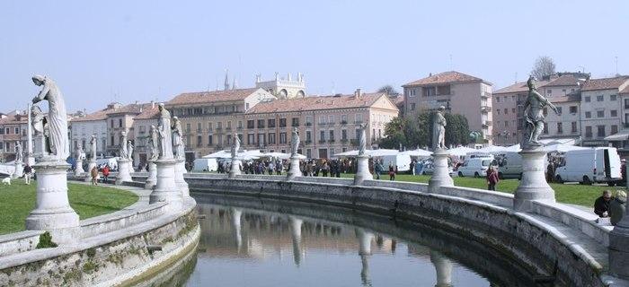 Padova con i bambini