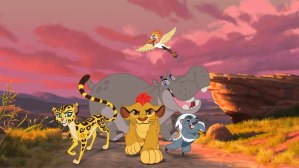 The Lion Guard – Il ritorno del ruggito