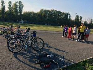 triathlon per i bambini