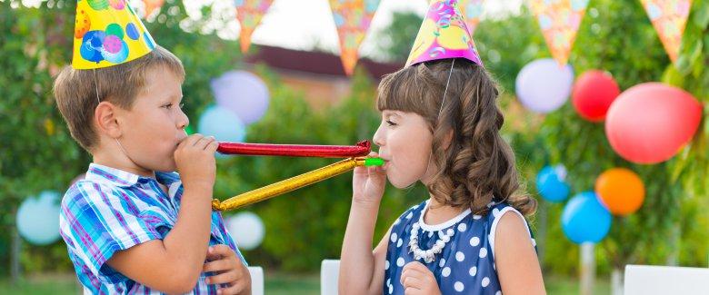 come organizzare una festa di compleanno al parco