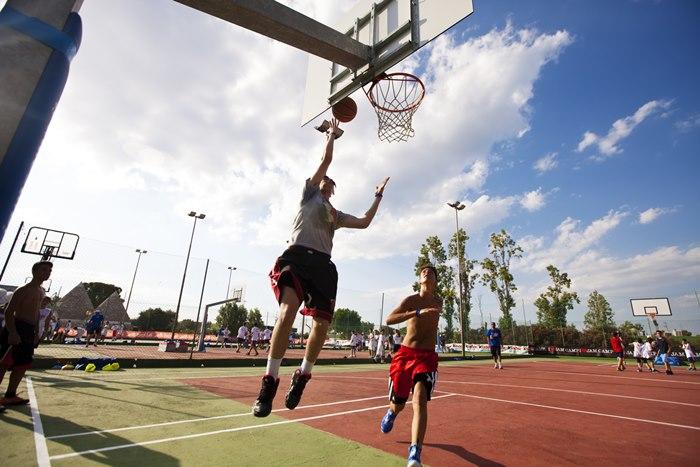 camp estivi sport basket
