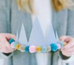 Idee per una corona di compleanno da bambini