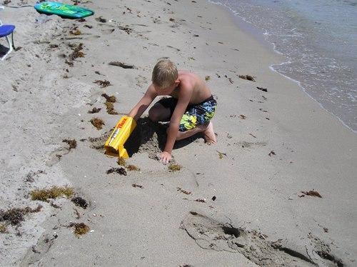 giochi da spiaggia per bambini