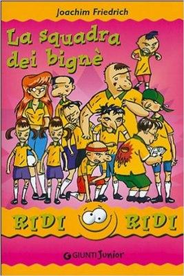 libro sul calcio per bambini