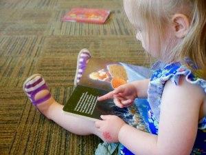 Come proporre l'educazione sensoriale Montessori con i libri per bambini