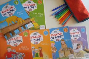 Libri in inglese di Il Battello a Vapore