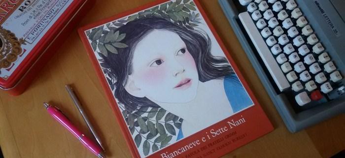 Vintage books: Biancaneve di Emme Edizioni