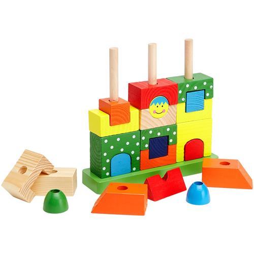 costruzioni in legno per bambini